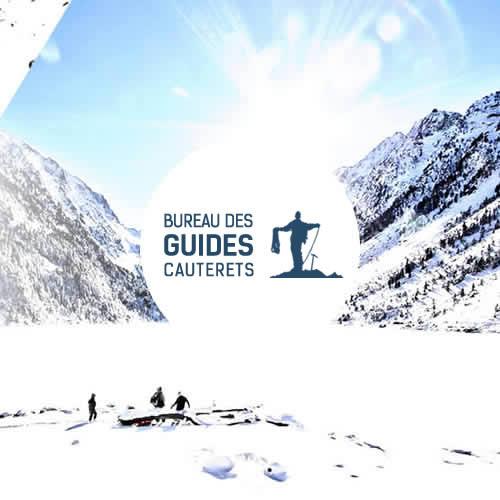 Stéphane Razat Web designer Toulouse : Bureau des Guides de Cauterets