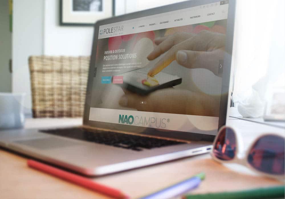 Stéphane Razat Web designer Freelance à Toulouse : Polestar
