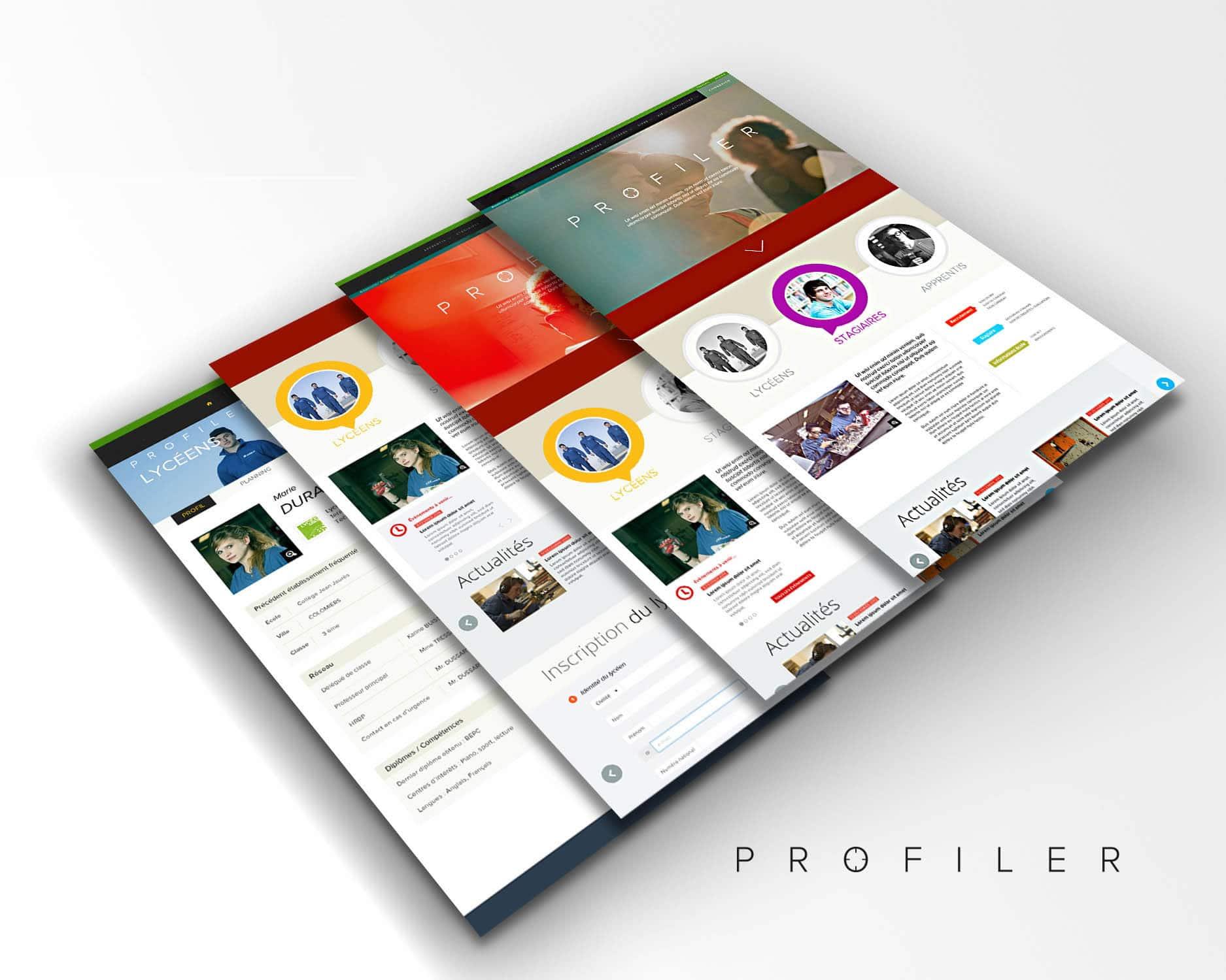 Stéphane Razat Web designer Toulouse : profiler